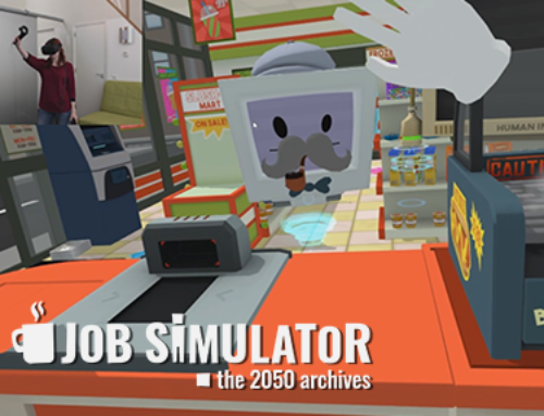 Episode 2 – Job Simulator
