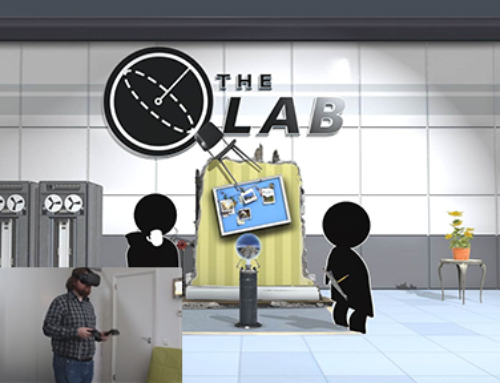 Episode 1 – The Lab