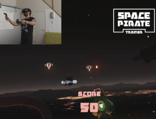 Episode 3 – Space Pirate Trainer